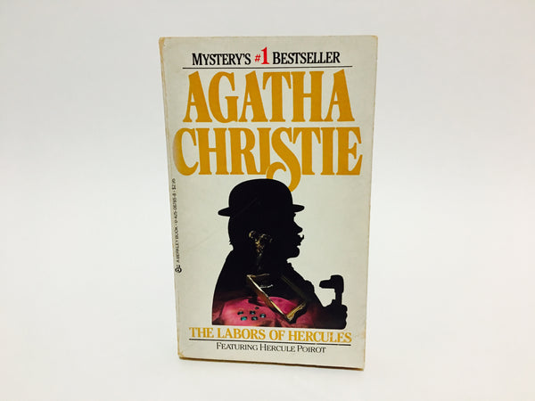 The Labors of Hercules by Agatha Christie 1986 Paperback - LaCreeperie