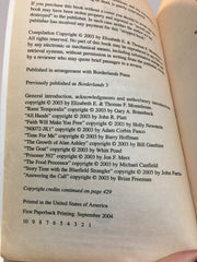 From the Borderlands AKA Borderlands 5 2004 Paperback Anthology - LaCreeperie