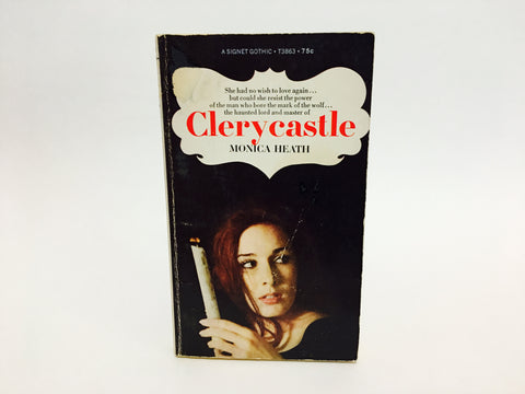 Clerycastle by Monica Heath 1969 Paperback