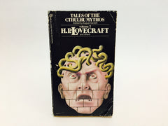 Tales of the Cthulhu Mythos Vol. 2 H.P. Lovecraft August Derleth 1975 Paperback Anthology