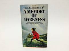 A Memory of Darkness by Margaret Summerton 1967 Paperback