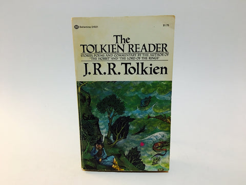 The Tolkien Reader 1977 Edition Paperback