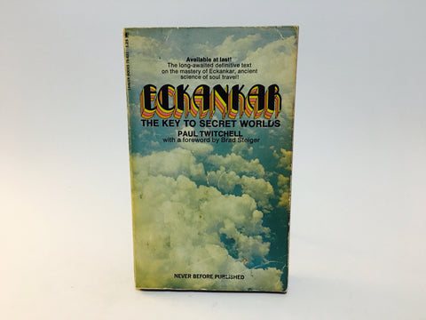 Eckankar: The Key to Secret Worlds by Paul Twitchell 1969 Paperback Metaphysical
