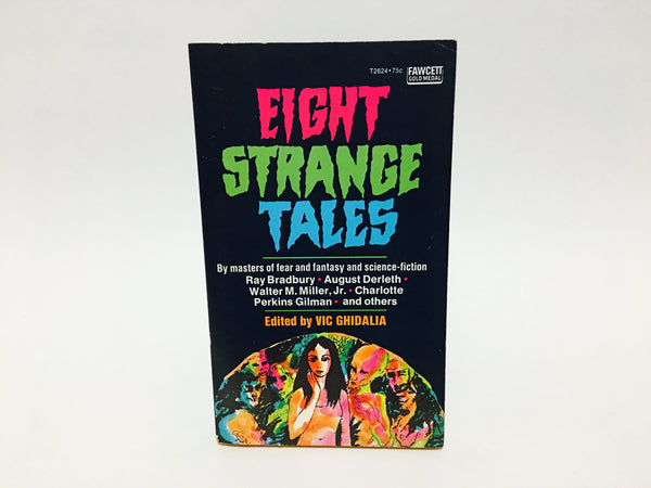 Eight Strange Tales 1972 Paperback Anthology