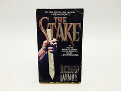 The Stake by Richard Laymon 2000 Edition Paperback