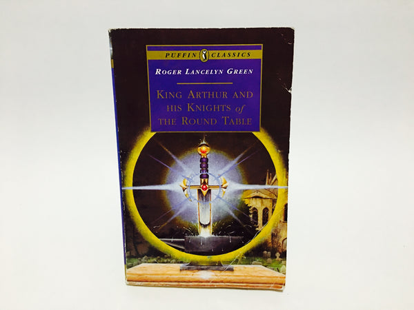 King Arthur and His Knights of the Round Table by Roger Lancelyn Green 1994 UK Edition Softcover