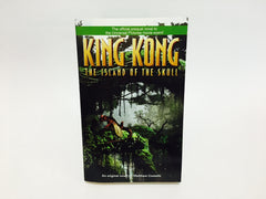 King Kong: The Island of the Skull by Matthew Costello 2005 Paperback