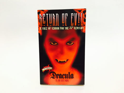 Dracula: Return of Evil by Larry Mike Garmon 2001 Paperback