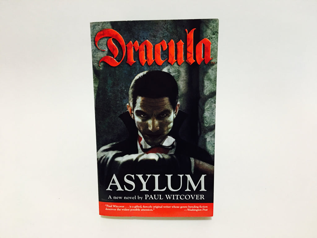 Dracula: Asylum by Paul Witcover 2006 Paperback