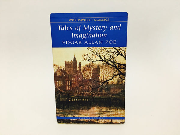Tales of Mystery and Imagination by Edgar Allan Poe 2000 UK Edition Softcover Anthology