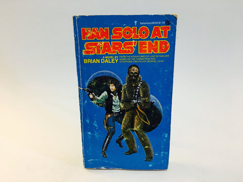 Han Solo at Star's End by Brian Daley 1979 Paperback