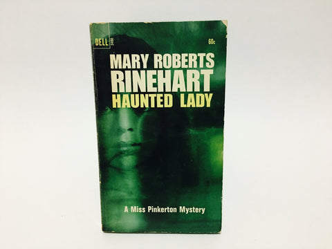 Haunted Lady by Mary Roberts Rinehart 1967 Paperback