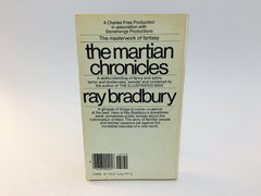 The Martian Chronicles by Ray Bradbury 1980 Movie Tie-In Edition Paperback - LaCreeperie