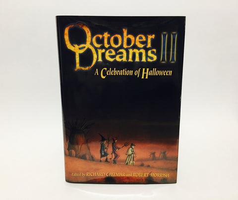 October Dreams II: A Celebration of Halloween 2014 Hardcover Anthology Cemetery Dance