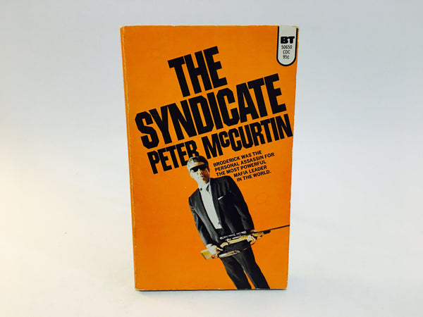 The Syndicate by Peter McCurtin 1974 Paperback - LaCreeperie