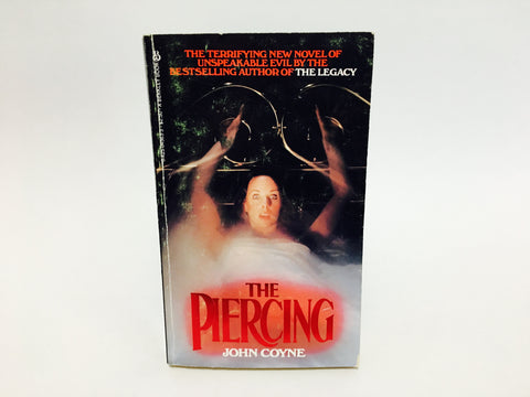 The Piercing by John Coyne 1980 Paperback
