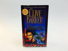 Weaveworld by Clive Barker 1988 Early Edition Paperback - LaCreeperie