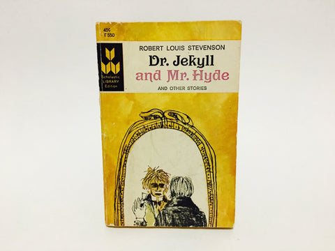 Dr. Jekyll and Mr. Hyde and Other Stories by Robert Louis Stevenson 1966