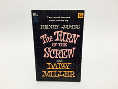 The Turn of the Screw & Daisy Miller by Henry James 1960 Edition Paperback