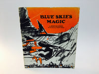 Blue Skies Magic by Morton Green 1974 Softcover - LaCreeperie