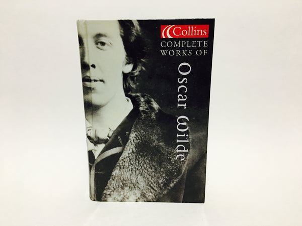 The Complete Works of Oscar Wilde 2001 Hardcover Anthology