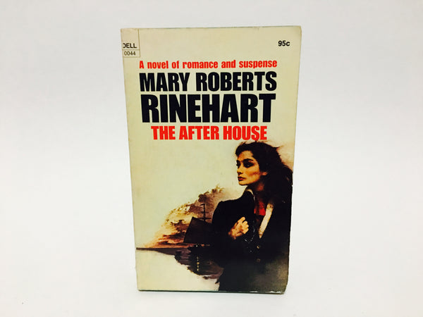 The After House by Mary Roberts Rinehart 1975 Paperback