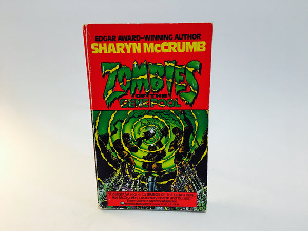 Zombies of the Gene Pool by Sharyn McCrumb 1993 Paperback - LaCreeperie