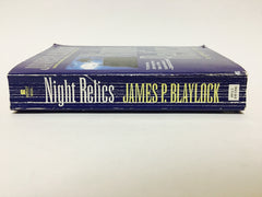 Night Relics by James P. Blaylock 1996 Paperback
