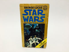 Star Wars Film Novelization Movie Tie In Edition 1977 Paperback