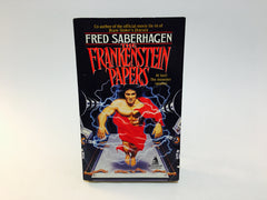 The Frankenstein Papers by Fred Saberhagen 1994 Paperback - LaCreeperie