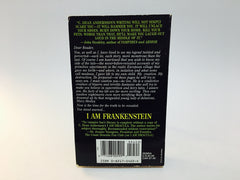 I Am Frankenstein by C. Dean Anderson 1996 Paperback - LaCreeperie