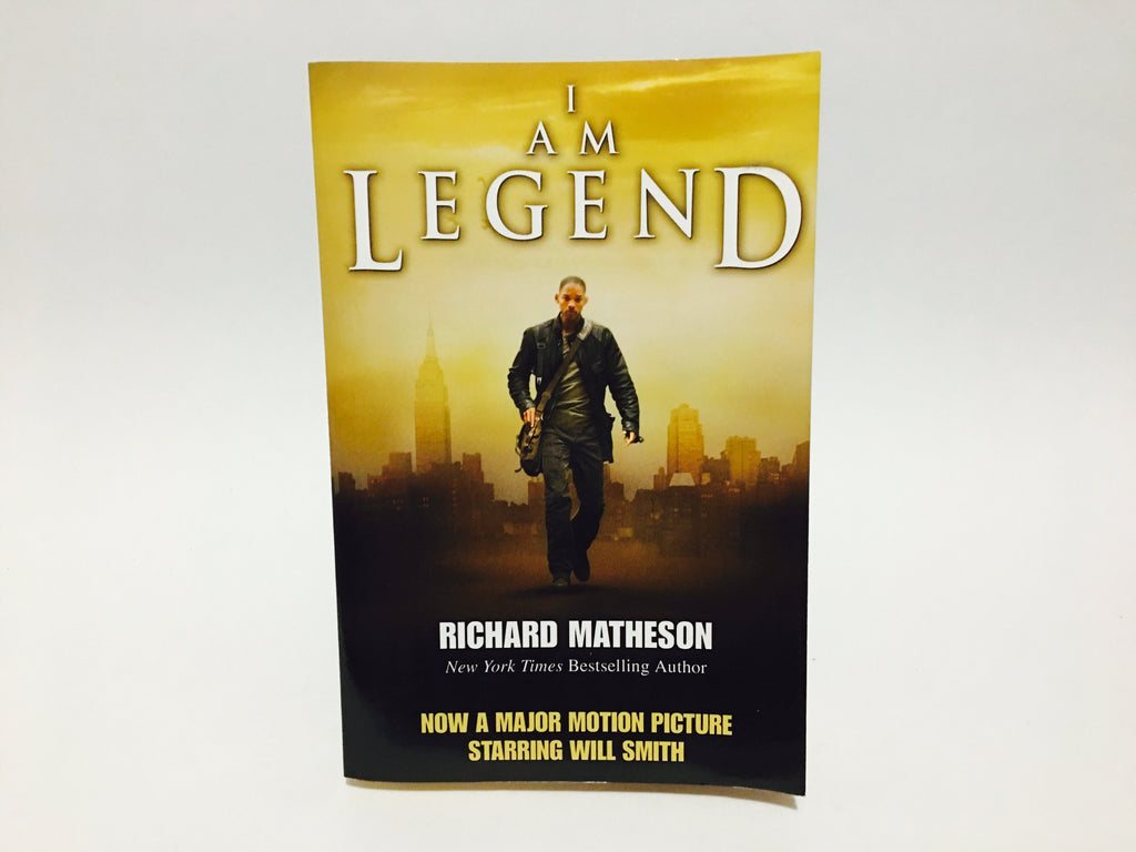 I Am Legend by Richard Matheson 2007 Movie Tie-In Edition Softcover Anthology