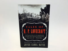 Tales of Lovecraft Edited by Joyce Carol Oates 2000 Softcover Anthology - LaCreeperie