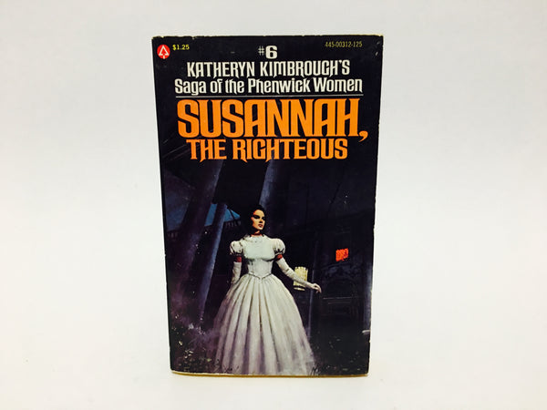 Susannah, The Righteous by Katheryn Kimbrough 1975 Paperback