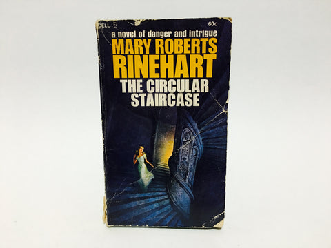 The Circular Staircase by Mary Roberts Rinehart 1970 Paperback