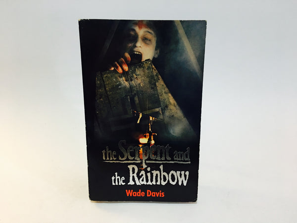 The Serpent and the Rainbow by Wade Davis 1988 UK Edition Movie Tie-In Paperback - LaCreeperie