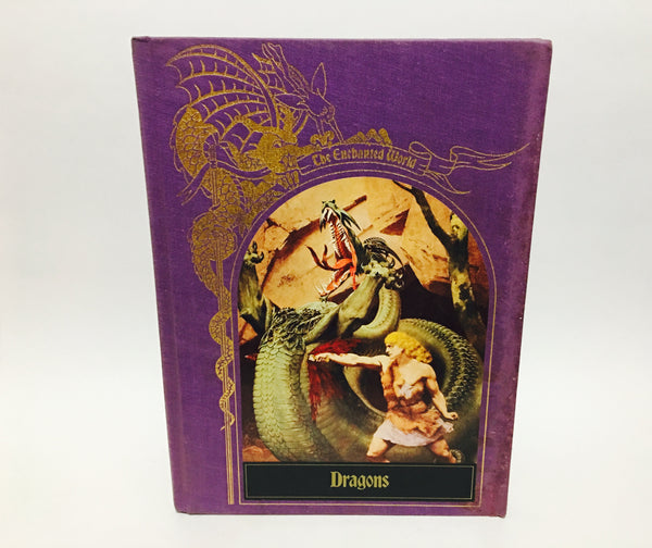 The Enchanted World: Dragons 1985 Hardcover Time/Life Encyclopedias
