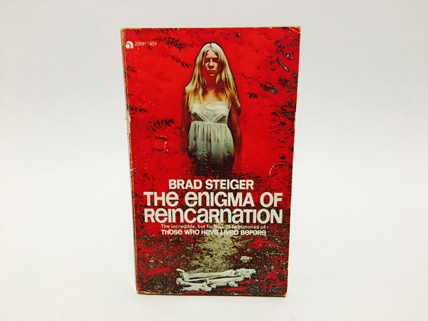 The Enigma of Reincarnation by Brad Steiger 1973 Paperback