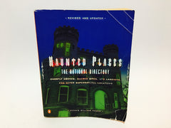 Haunted Places: The National Directory by Dennis Wiiliam Hauck 2002 Softcover - LaCreeperie