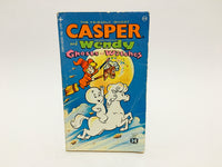 Casper and Wendy #4: Ghosts and Witches 1974 Paperback