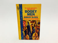Bogey Men by Robert Bloch 1963 Paperback Anthology - LaCreeperie