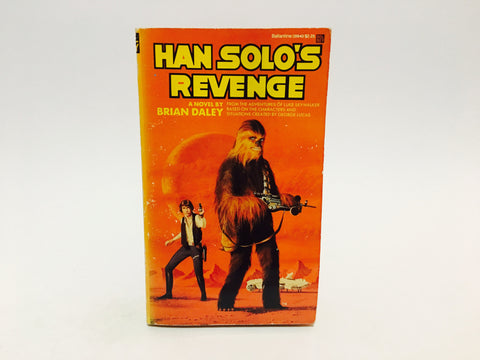 Han Solo's Revenge by Brian Daley 1980 Paperback