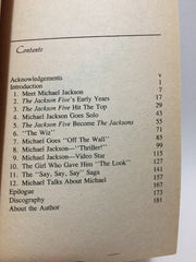 Michael! by Mark Bego 1984 Paperback - LaCreeperie