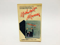Midnight Express by Billy Hayes 1978 Movie Tie-In Edition Paperback