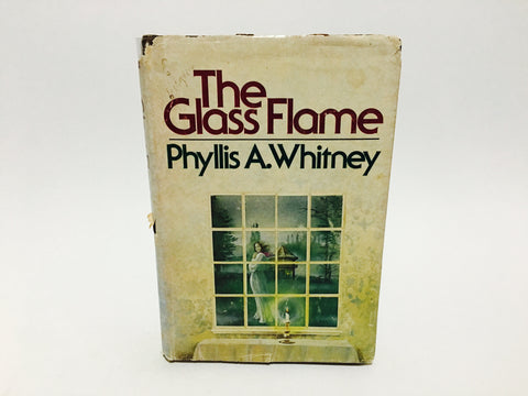 The Glass Flame by Phyllis A. Whitney 1978 Hardcover