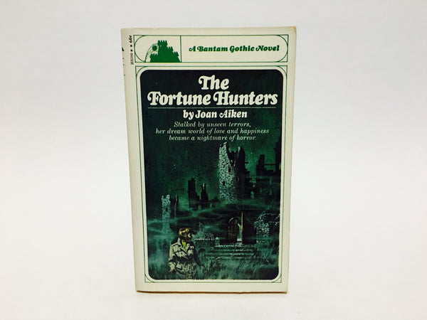 The Fortune Hunters by Joan Aiken 1966 Paperback