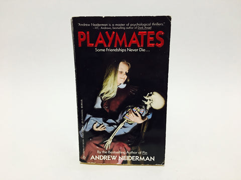 Playmates by Andrew Neiderman 1987 Paperback