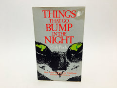 Things That Go Bump In The Night by Emily Peach 1991 UK Edition Softcover - LaCreeperie
