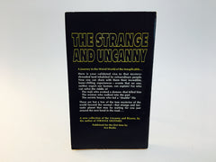 The Strange and Uncanny by John Macklin 1967 Paperback - LaCreeperie