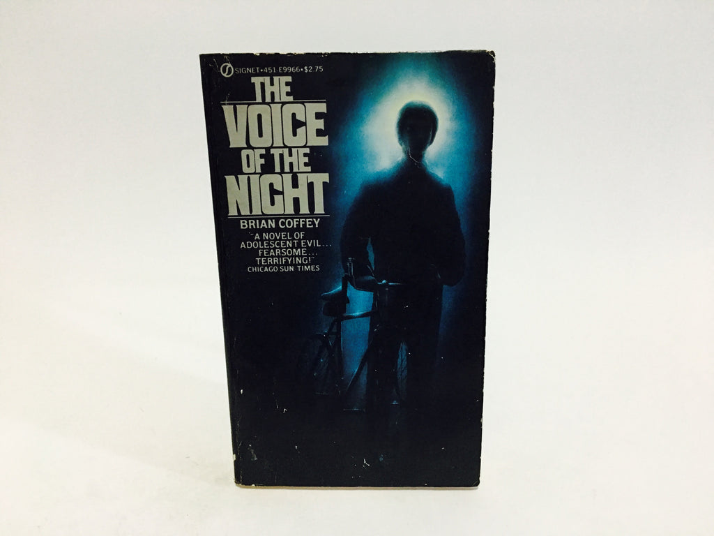 The Voice of the Night by Brian Coffey AKA Dean Koontz 1981 Paperback - LaCreeperie